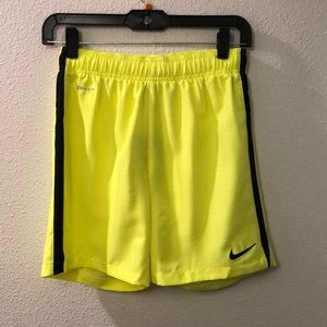 Nike women's dry-fit shorts